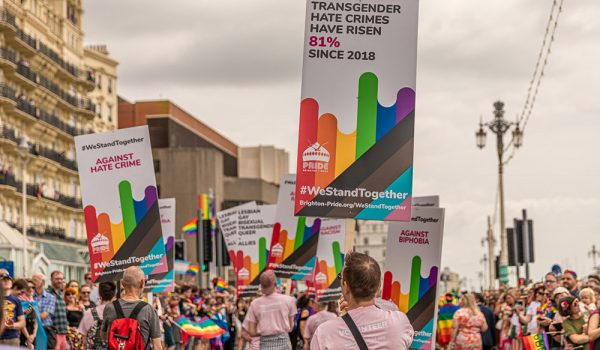 Brighton Pride 2019 Raises £217,432.50 For Local Good Causes