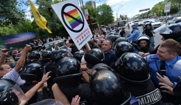 Ukraine's first-ever LGBT shelter forced to close after running out of money