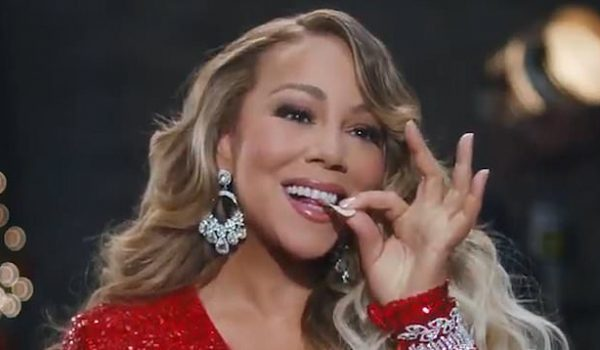 Mariah Carey stars in Walkers new Christmas campaign