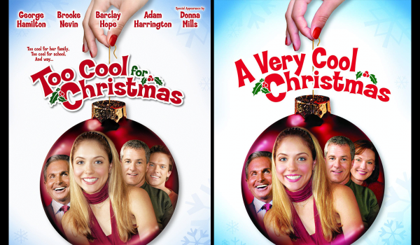 A Christmas movie, two versions: One With Two Dads And Another With Straight Parents