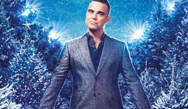 Robbie Williams is releasing a Christmas album
