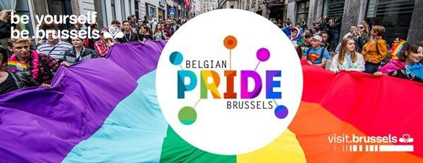 The Belgian Pride 22-24 May