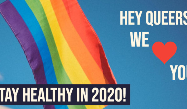 New York – HUGE QUEER HEALTH MESSAGE DEBUTS ON TIMES SQUARE