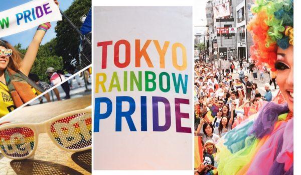 Tokyo Rainbow Pride 25-26 Apr