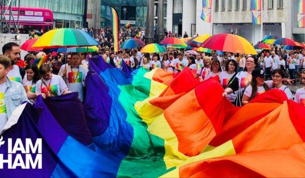 Birmingham Gay pride