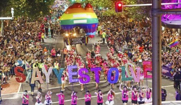 Sydney Mardi Gras 14 Feb-1 Mar