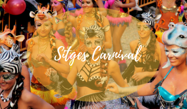 Sitges Carnival 18-26 Feb