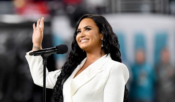 "Demi Lovato Announces New Song ""I Love Me"""